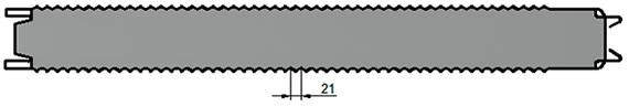 МК-21 (микропрофильное)