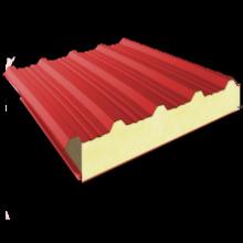 Сэндвич-панели кровельные «Электрощит-Стройсистема» PIR (пенополиизоцианурат)