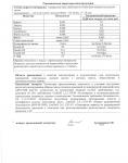 Экспертное заключение на продукцию АКУСТИК БАТТС №2863-18 от 24 ноября 2011 г. (страница 2)
